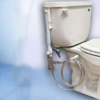 Olympia Shower Bidet