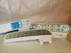 Replacement Bidet Side Arm Control Panels