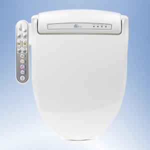 BioBidet 800 Bidet Seat with side-panel control