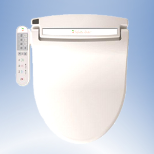 Infinity XLC-2000 Bidet Seat with side-panel control