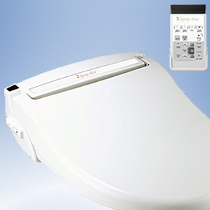 Infinity XLC-3000 Bidet Seat with remote control