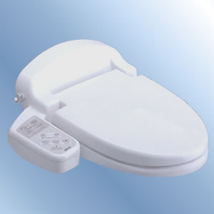 Panasonic NAiS CH631 Bidet Seat with side-panel control